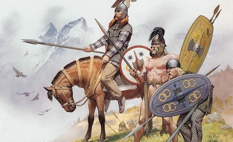 celti-galli