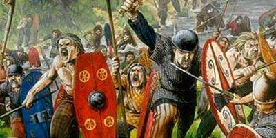 I Celti avevano altri nemici, oltre ai Romani?