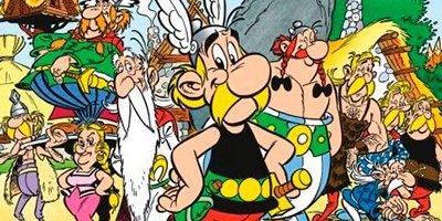 Asterix, Obelix e i giochi di parole