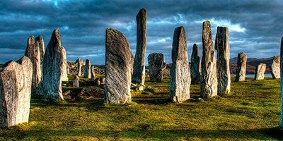 Menhir, dolmen e cromlech: le pietre sacre dei Celti