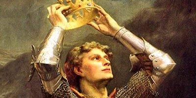Re Artù e il Santo Graal